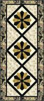 Imperial Table Runner Pattern HHQ-7382