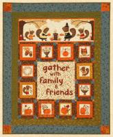Gather with Friends Quilt Pattern HHQ-7390