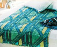 Boho Bed Runner Pattern HHQ-7431