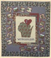 I Love Wisconsin! Quilt Pattern HHQ-7436