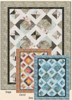 Juliana Lap Quilt Pattern HHQ-7446