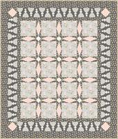 My Princess Room Pattern HHQ-7448