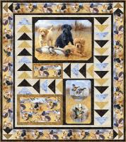 Faithful Friends Quilt Pattern HHQ-7451