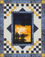 Western Retreat Quilt Pattern HHQ-7453