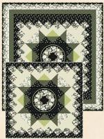Bouquet Medallion Quilt Pattern HHQ-7463