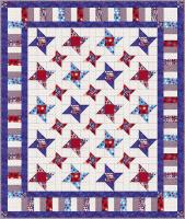 Friendship Parade Quilt Pattern HMD-109