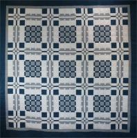 Fields and Fences Quilt Pattern HQ-203
