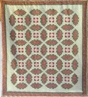 June Wedding Quilt Pattern HQ-210