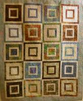 Around the Square Quilt Pattern HQ-217