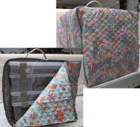 Project Box Tote Pattern HQ-220