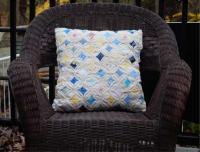 Cathedral Window Pillow Pattern JL-101