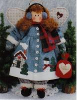 Winter Angel Doll Pattern JMI-119
