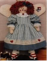 Not Just Annie Angel Doll Pattern JMI-125