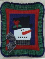 All Bundled Up Pillow Pattern JMI-144
