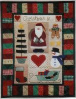 Christmas Is...Quilt Pattern JMI-205