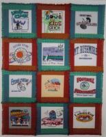 Treasured Tees Rag Quilt Pattern JMI-208
