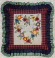 Love In Bloom Pillow Pattern JMI-212