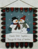 Friends Stick Together Quilt Pattern JMI-303