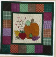 Autumn's Bounty Quilt Pattern JMI-306