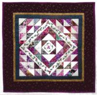 Berry Vine Triangle Medley Quilt Pattern JMI-308