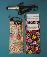 Hot Curling Iron Holder Pattern KB-24