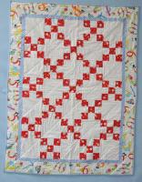 Nine Patch Quilt Pattern KB-47