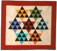 Seven Sisters Quilt Pattern KB-48