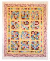 Jelly Roll Wonder Quilt Pattern KB-51