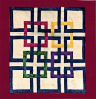 Square Dance Wall Hanging Pattern KB-56
