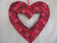 The Heart Wreath Pattern KBK-104
