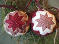 The Heirloom Ball Ornament Pattern KBK-110