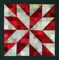 Broken Star Quilt Pattern KCS-BRS