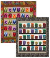Jelly Jars Quilt Pattern KG-17