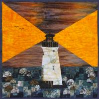 Bargello Lighthouse Quilt Pattern KG-26