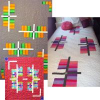 Shaded Panes Quilt Pattern KG-36