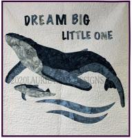 Dream Big Quilt Pattern LKD-102
