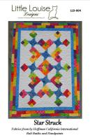 Star Struck Quilt Pattern LLD-004