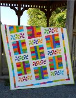 Saturday In The Park Quilt Pattern LLD-011