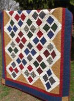 Off To Argyle Quilt Pattern LLD-012