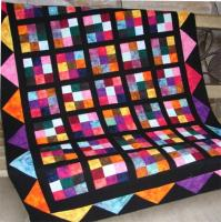 Hot Flash Quilt Pattern LLD-014