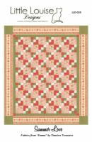 Summer Love Quilt Pattern LLD-024e