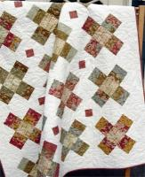 Gracie Square Quilt Pattern LLD-030e