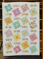 Honey Cakes Baby Quilt Pattern LLD-045e