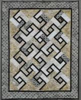 Monkey Bars Quilt Pattern LLD-050