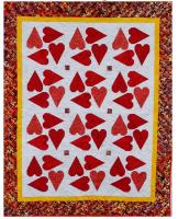 Surrounded by Love Quilt Pattern LLD-060