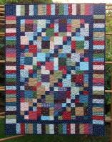 Salt Water Taffy Quilt Pattern LLD-076