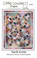 Tequila Sunrise Quilt Pattern LLD-087e