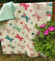 Twisted Biscuits Quilt Pattern LLD-102