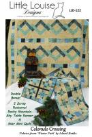 Colorado Crossing Quilt Pattern LLD-122