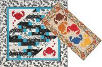 Crabby Quilt Pattern LOB-104